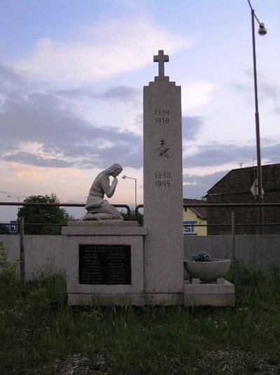 War Memorial Budatín
