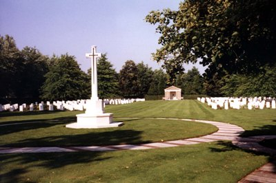 Commonwealth War Cemetery Milan