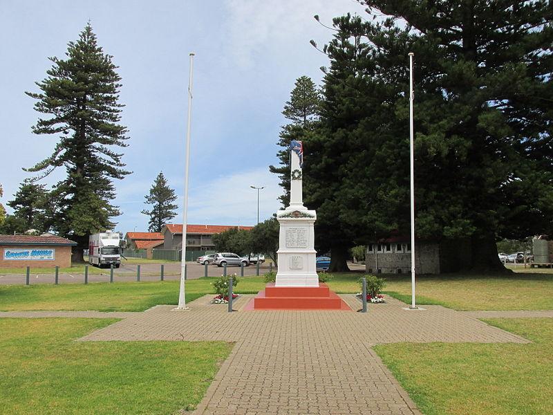 War Memorial Esperance