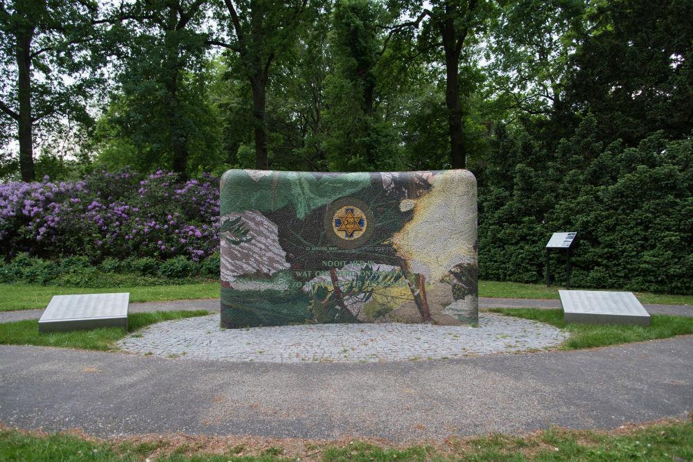 Memorial 'Het Apeldoornsche Bosch'