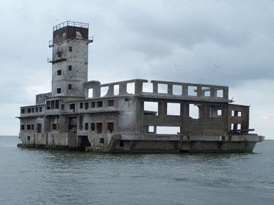 Torpedowaffenplatz Torpedo Research  Hexengrund