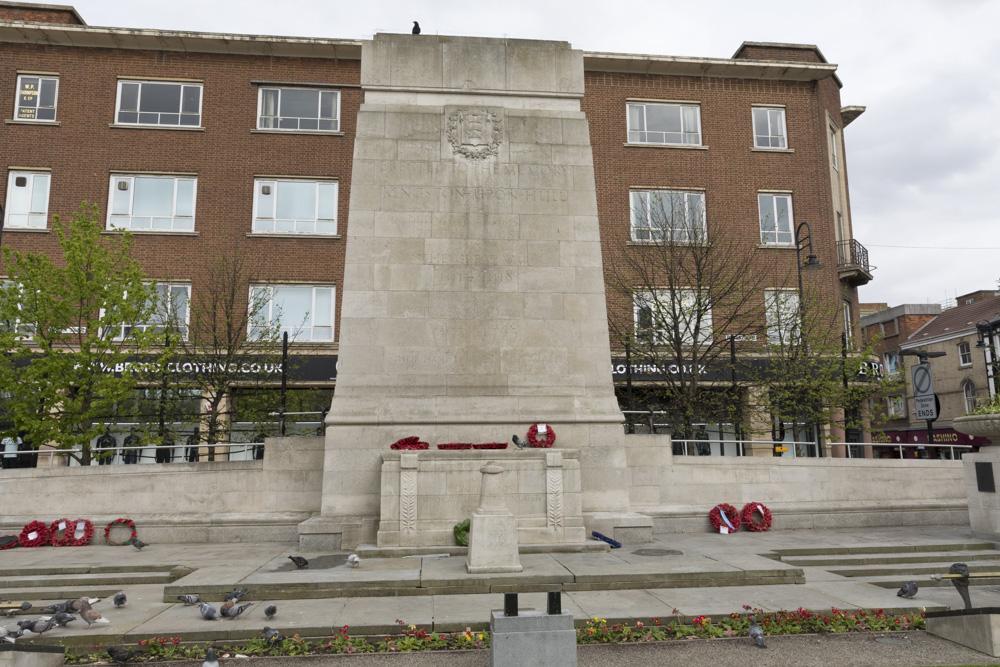 War Memorial Kingston-upon-Hull