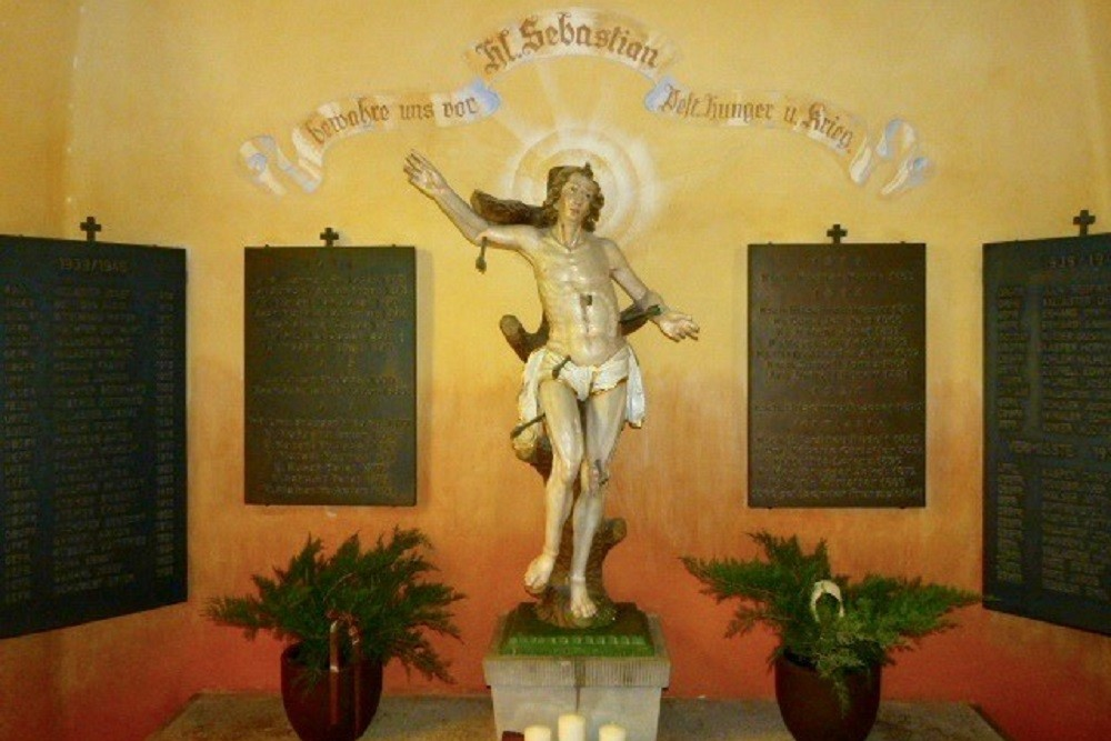 War Memorial Bartholomäberg