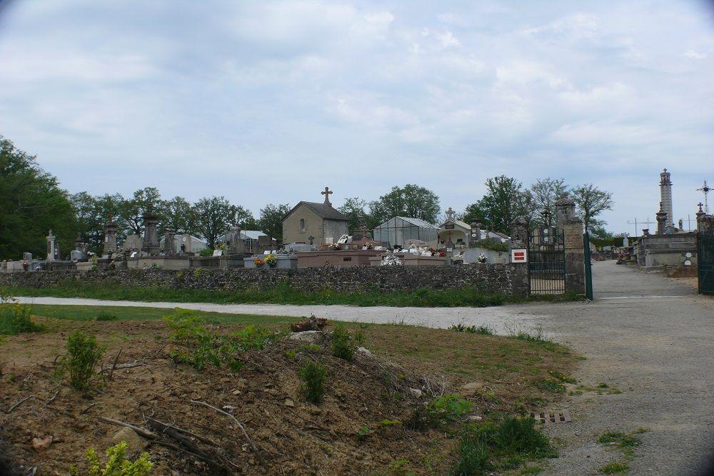 Cemetery Oradour-sur-Glane