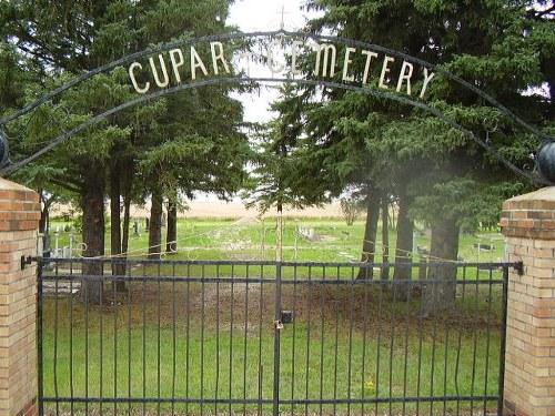 Commonwealth War Graves Cupar Cemetery