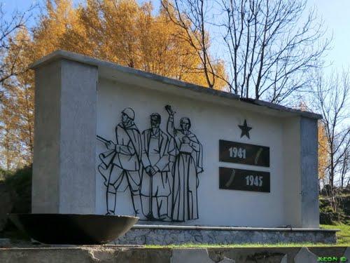Monument Russische Verdedigers Liepāja
