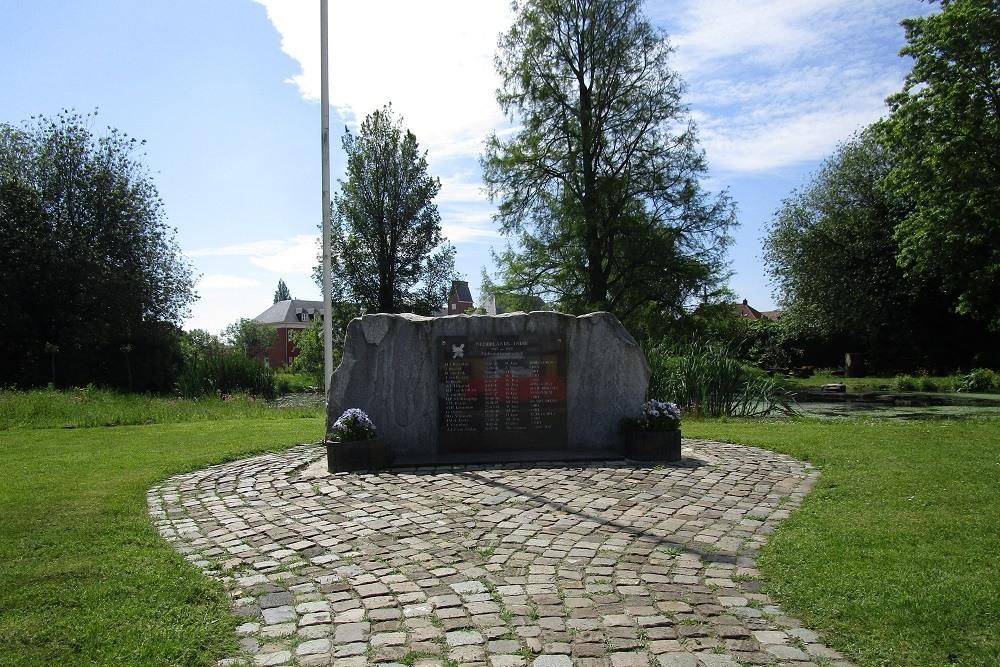 Monument Gevallen Militairen Nederlands Indië en Nieuw Guinea