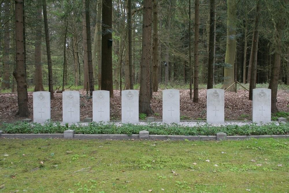 Commonwealth War Graves Zuiderbegraafplaats