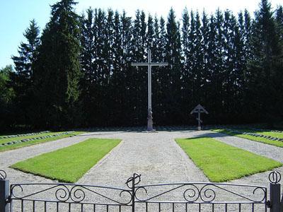 Finse Oorlogsbegraafplaats Ilomantsi