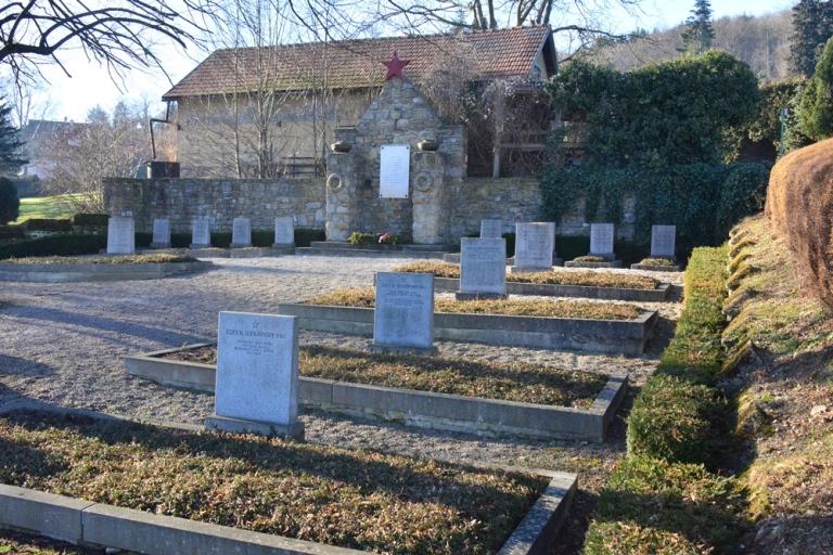 Sovjet Oorlogsbegraafplaats Purkersdorf