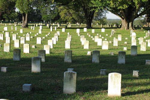 Oorlogsgraf van het Gemenebest Vicksburg National Cemetery