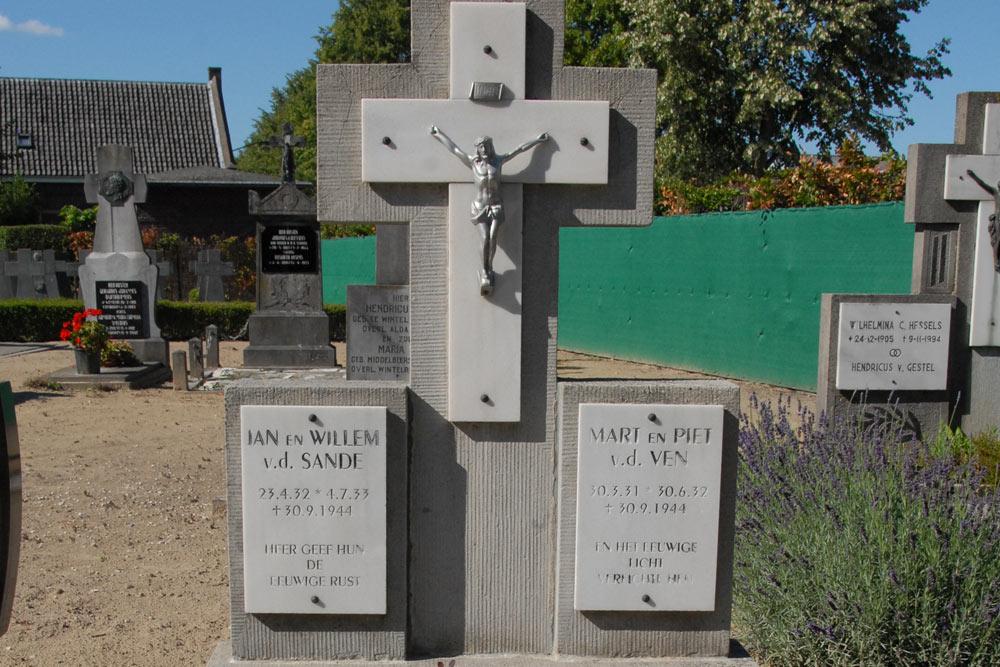 Waar Ligt Gezamenlijk Graf Burgerslachtoffers Rooms Katholieke