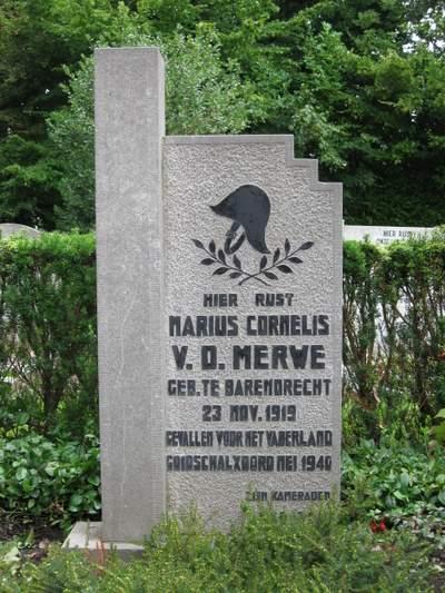 Dutch War Graves Barendrecht