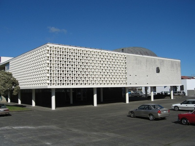 War Memorial Hall Wanganui