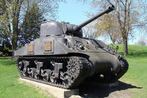 M4A3(75) Sherman Tank Redwood Falls