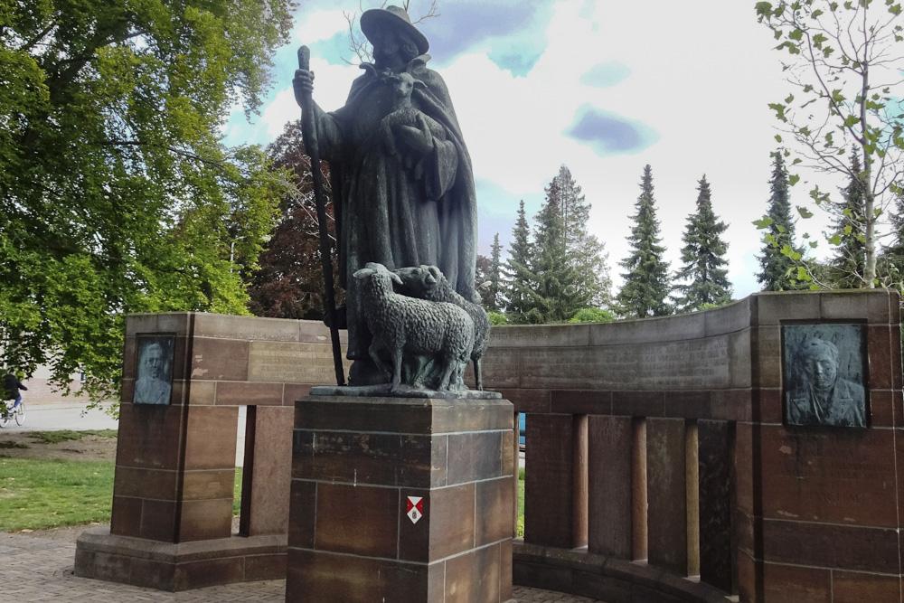 War Memorial 's-Heerenberg