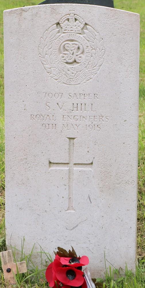 Commonwealth War Graves Beaumaris Cemetery