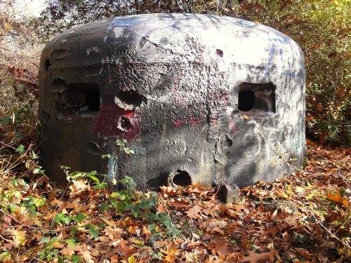 Westwall - Regelbau 115 Bunker Roden