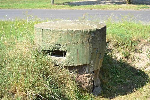 OKH B-2 Stellung - Koch Bunker Dobieszowice
