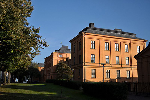Trolle Military Barracks