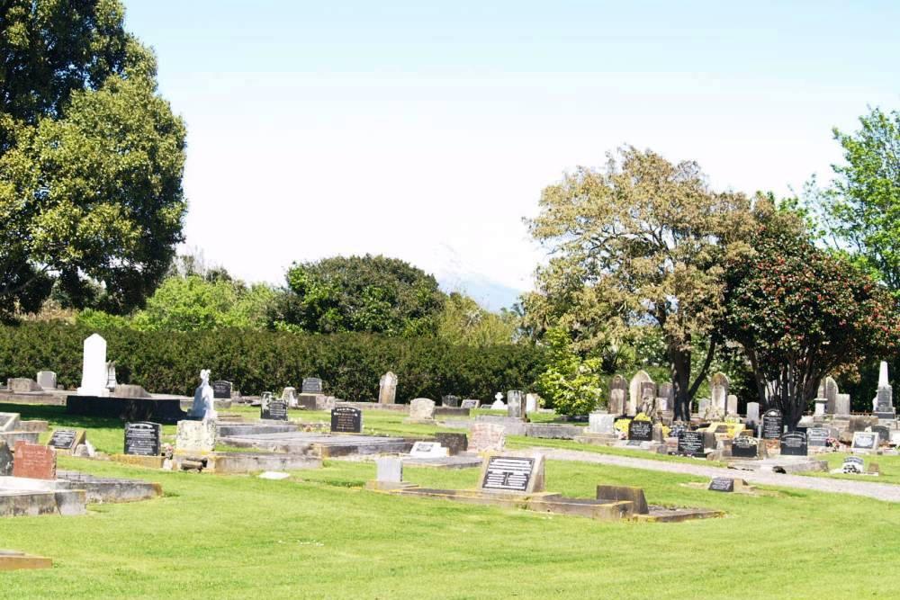 Oorlogsgraven van het Gemenebest Waitara Cemetery