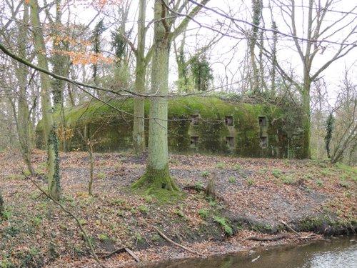 Bunker 8 Stützpunkt Brünhild 'Park Toorenvliedt'