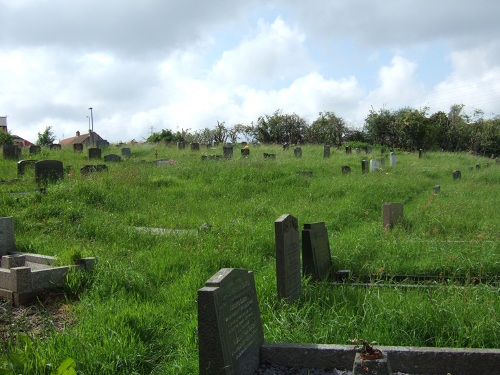 Commonwealth War Graves St. Mary Church Burial Ground