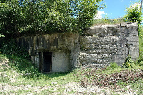 Árpádlinie - Kazemat