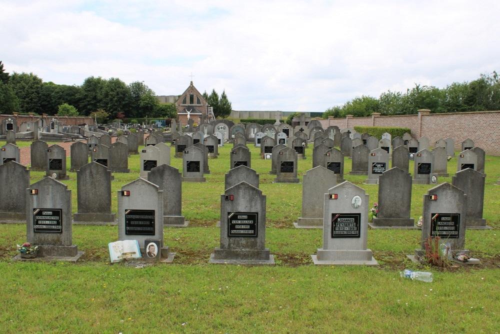 Veteran Cemetery Steenokkerzeel