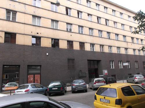 Terreurmuseum 1939-1945-1956 Krakau
