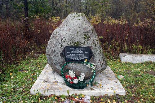 Monument Narva Regiment