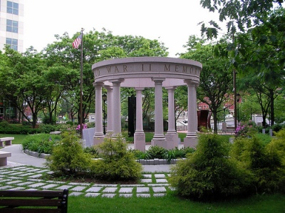Rhode Island World War II Memorial