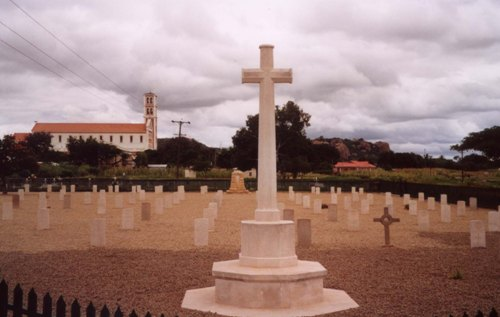 Commonwealth War Cemetery Dodoma