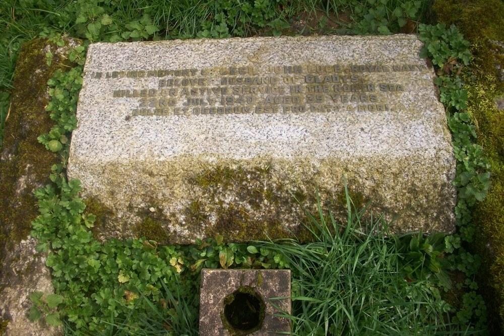 Oorlogsgraf van het Gemenebest St. George Churchyard