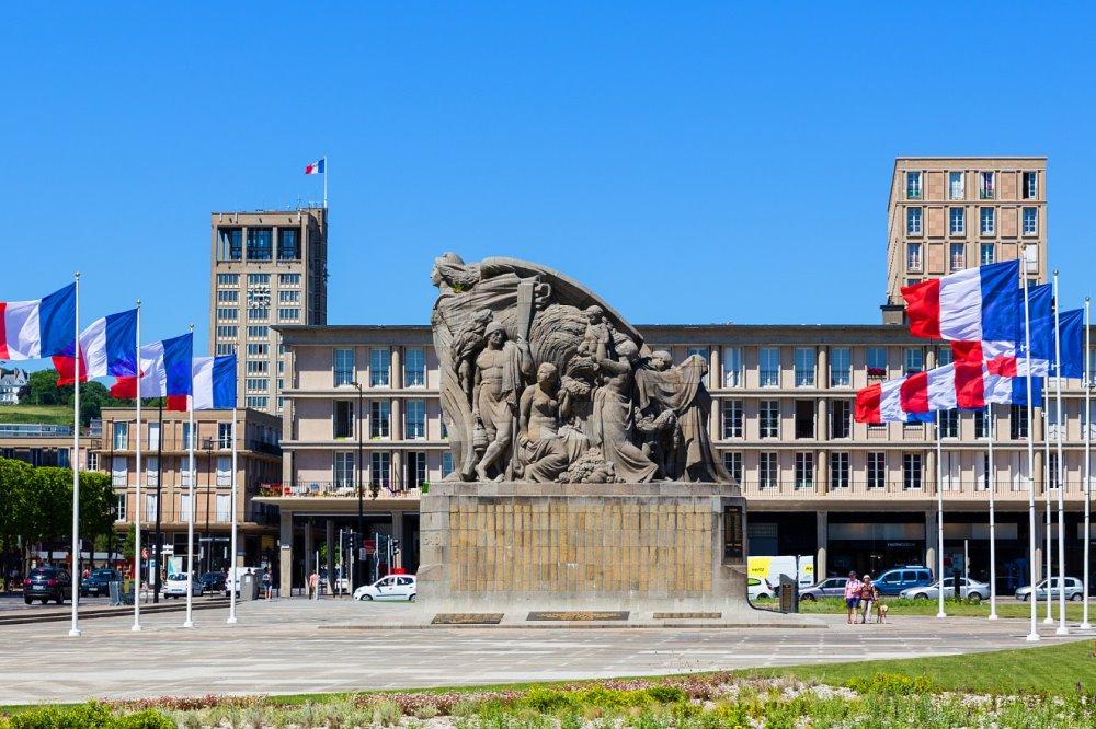 War Memorial Le Havre