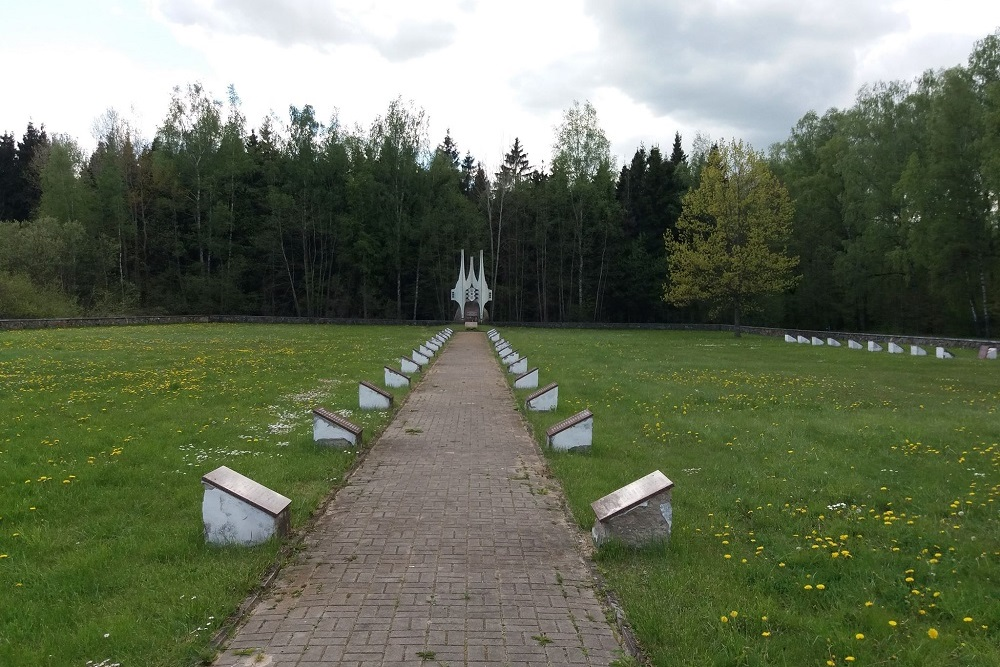 Soviet War Cemetery Kaišiadorys