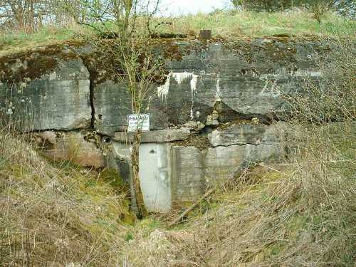 Westwall - Bunker No. 26 Mörsch