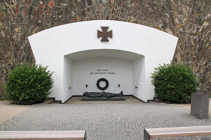 Memorial German Army