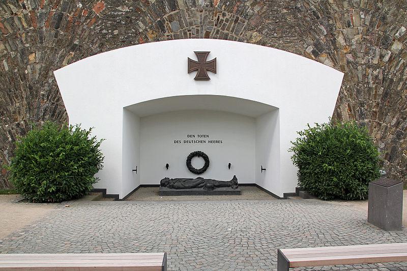 Monument Duitse Leger