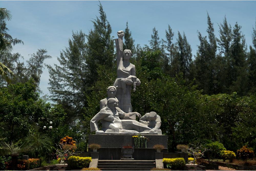 Herdenkingslocatie Bloedbad van My Lai