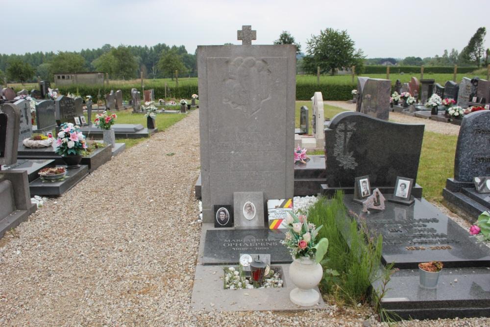 Belgian War Grave Kattem