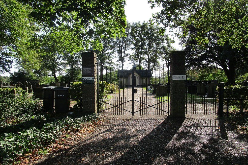 Dutch War Grave General Cemetery Kallenkote