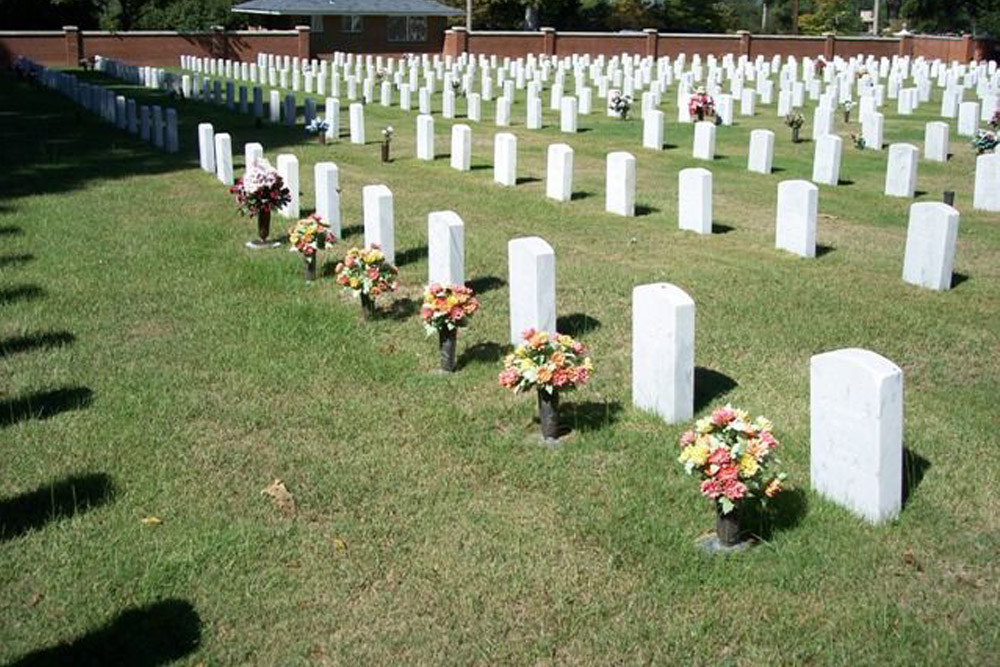 Duitse Oorlogsgraven Fort Benning Cemetery
