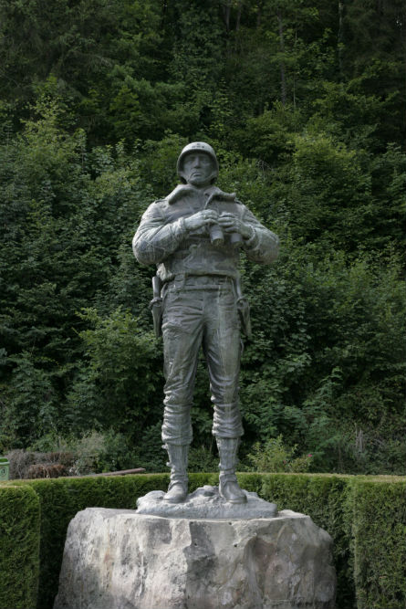 George Patton Monument