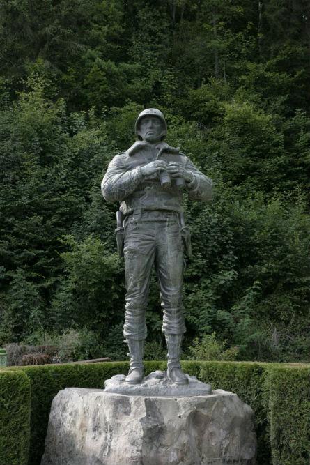 George Patton Memorial