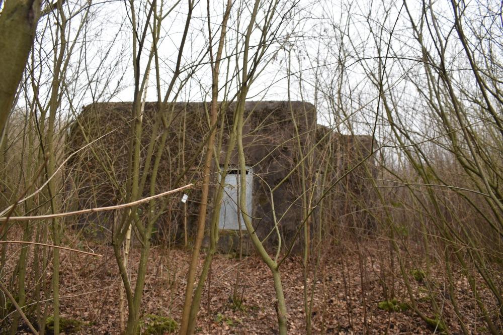 Diepenbeek Lock Bunker D3