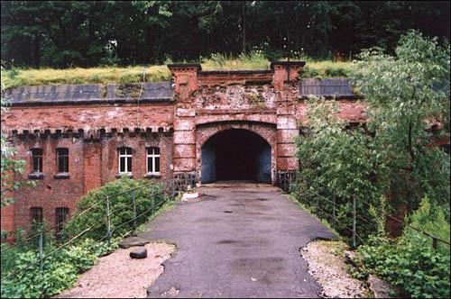 Festung Königsberg - Fort I