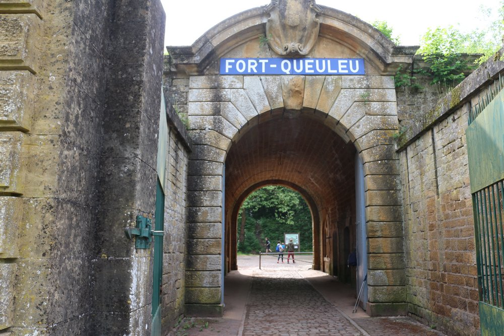Fortress Metz - Fort de Queuleu