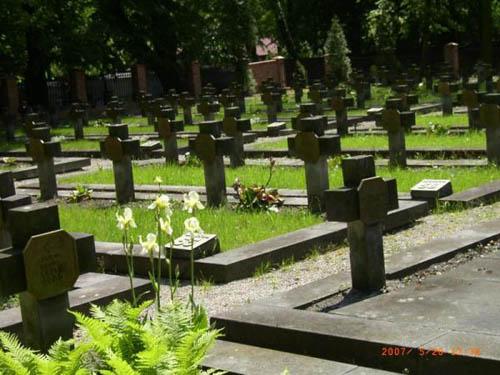 Polish War Cemetery Piotrków Trybunalski