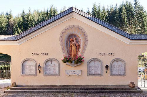 War Memorial Hinterstoder